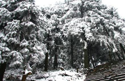 摩围山风景区